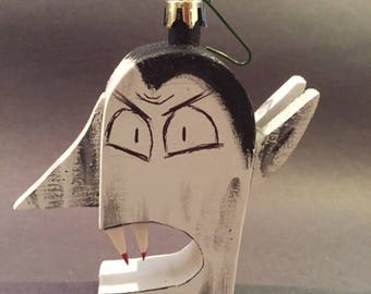 The Count Ornament