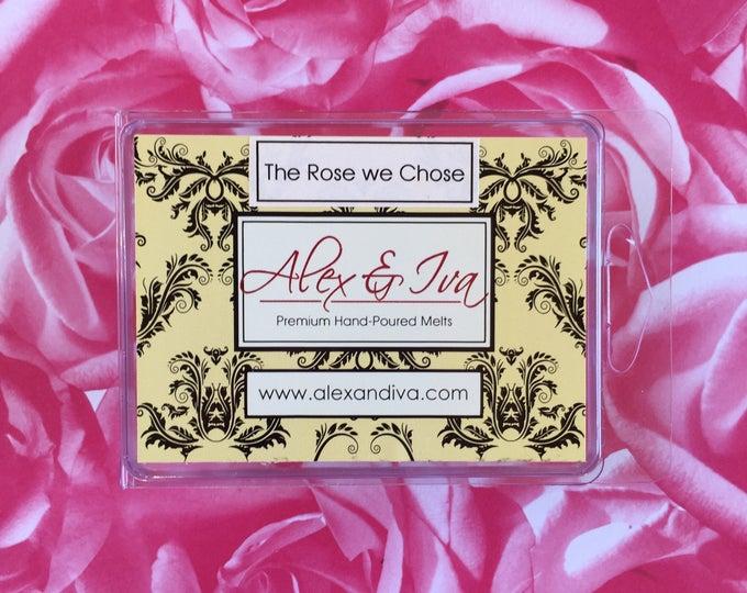 The Rose We Chose - 4 oz. melts