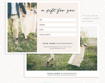 Valentine gift certificate template boudoir photo gift card gift certificate template 7x5 photo gift card printable photoshop template photography gift yelopaper Image collections