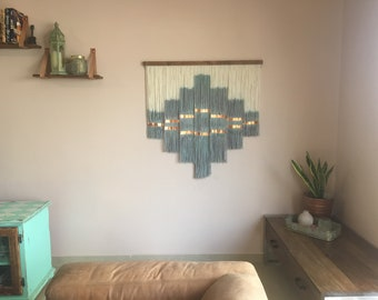 Aztec Wallhanging