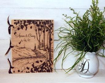 Guest Book, Album, Guest Books, Wedding Guest Book, Wedding Guest Book, Personalized Wedding Guest Book, Personalized Album, Bride and Groom