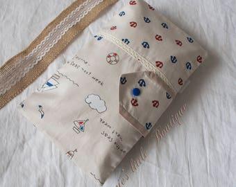 Diaper Bag/Diaper Clutch