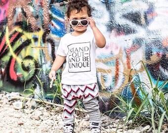 Stand Out Shirts, Boy Shirts, Girl Shirts