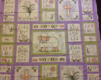 He is Risen Easter Quilt