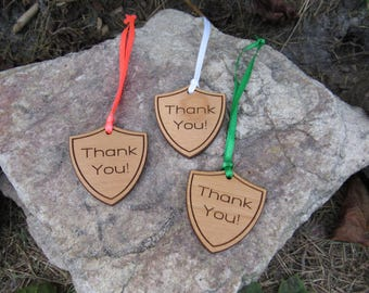 Thank You Gift Tags