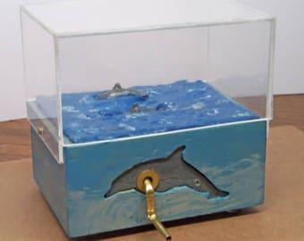 Dolphin Automata