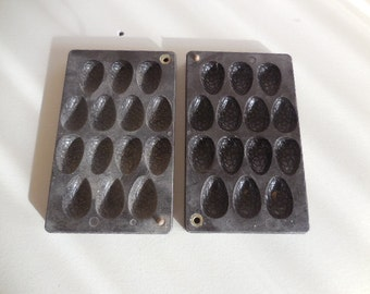 A Belgian Chocolate mould in Bakelite