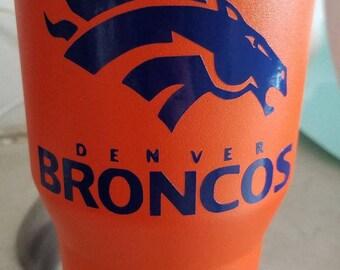 Denver Broncos Tumbler