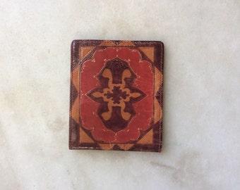 Vintage Florentine 1950s Wallet / Italian Wallet | ON SALE