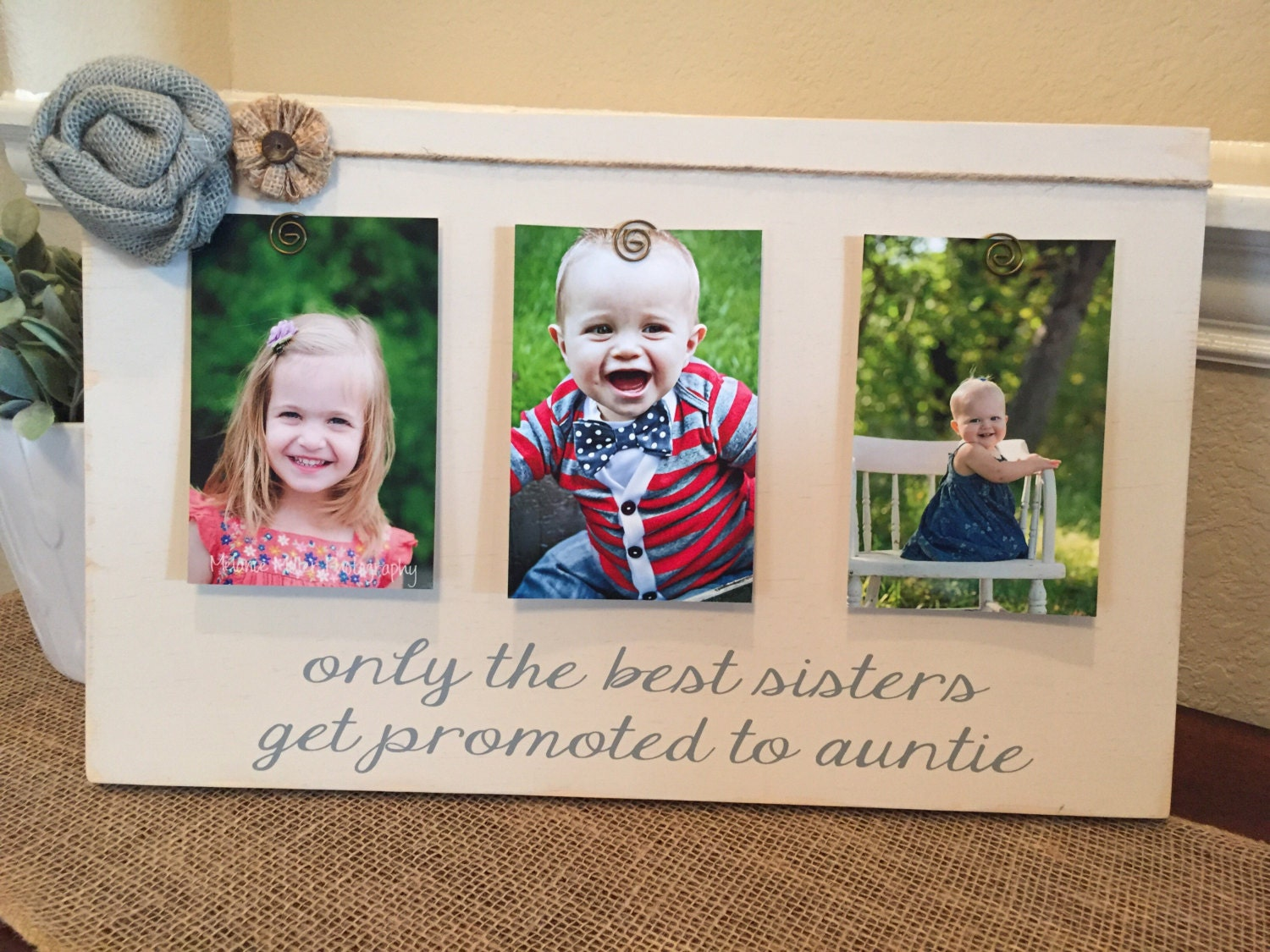 Aunt Gift Frame For Auntie Sister Only The Best Sisters Get Promoted