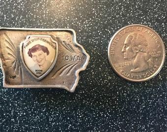 Mamie Doud Eisenhower Iowa Magnet