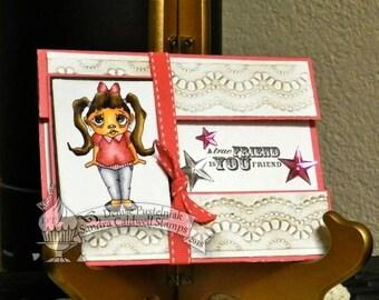 2165 Pretty Paige Digi Stamp