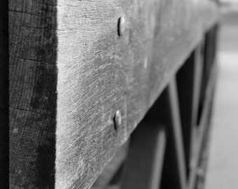 Rustic View Abstract Photography