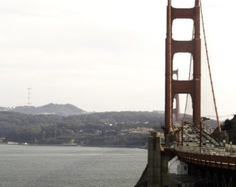 San Francisco Photograph Summer California Wall Art Room Decor Travel - The Golden Gate - a Fine Art Photograph