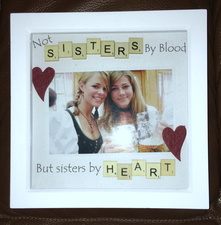 Contemporary Picture Frames Sisters Festooning - Framed Art Ideas ...