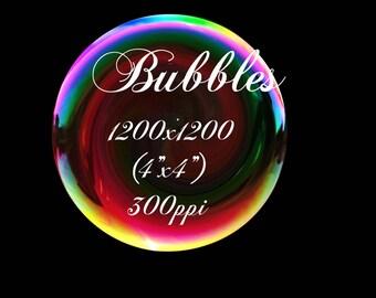 Photo overlay soap bubbles photoshop overlay