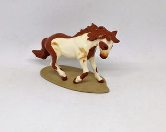 Hagen Renacker Horse, Vintage Porcelain Figurine, Miniature Stallion, Mare  Pony, Rare Collectible
