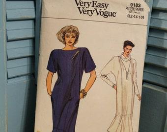 Vogue Pattern 9183