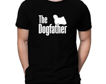 The dogfather Hungarian Puli T-Shirt