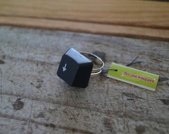 Computer keyboard ring