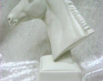 "Royal Worcester ""AETHON"" Horse Head"