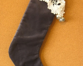 Bedford Christmas Stocking by fancibags on Etsy