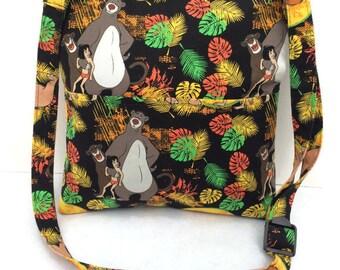 The Jungle Book Crossbody Bag, Handbag, Hipster