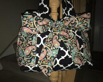 Jazzy Diaper Bag