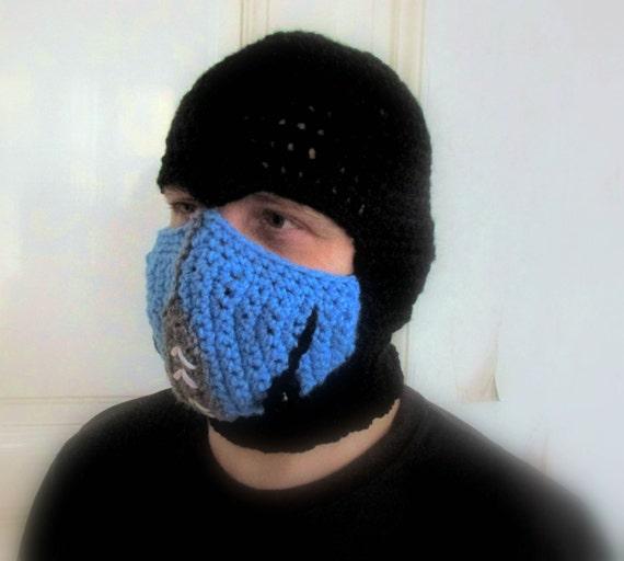 Sub-Zero Beanie häkeln Ski-Maske Fahrrad Maske häkeln Hut