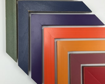 Frame color options