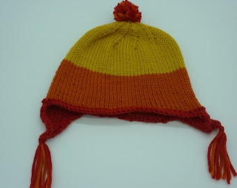 Baby Jayne hat -- newborn