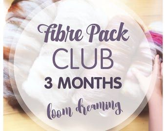 Fibre Pack Club - 3 months
