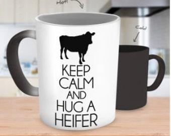 SALE-Animal Mug Funny Cow Mug Unique Mug All About Cows Mugs Cow Coffee Mug Heifer Mug Cow Mug Farm Mug Milking Mug Farm