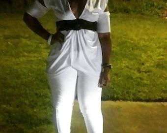 Wrap Tunic Top/Dress