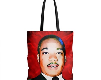 Pop Art Martin Luther King Jr Tote Bag 2018Py