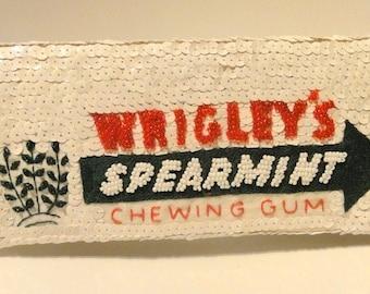 Wrigleys Chewing Gum SOLD