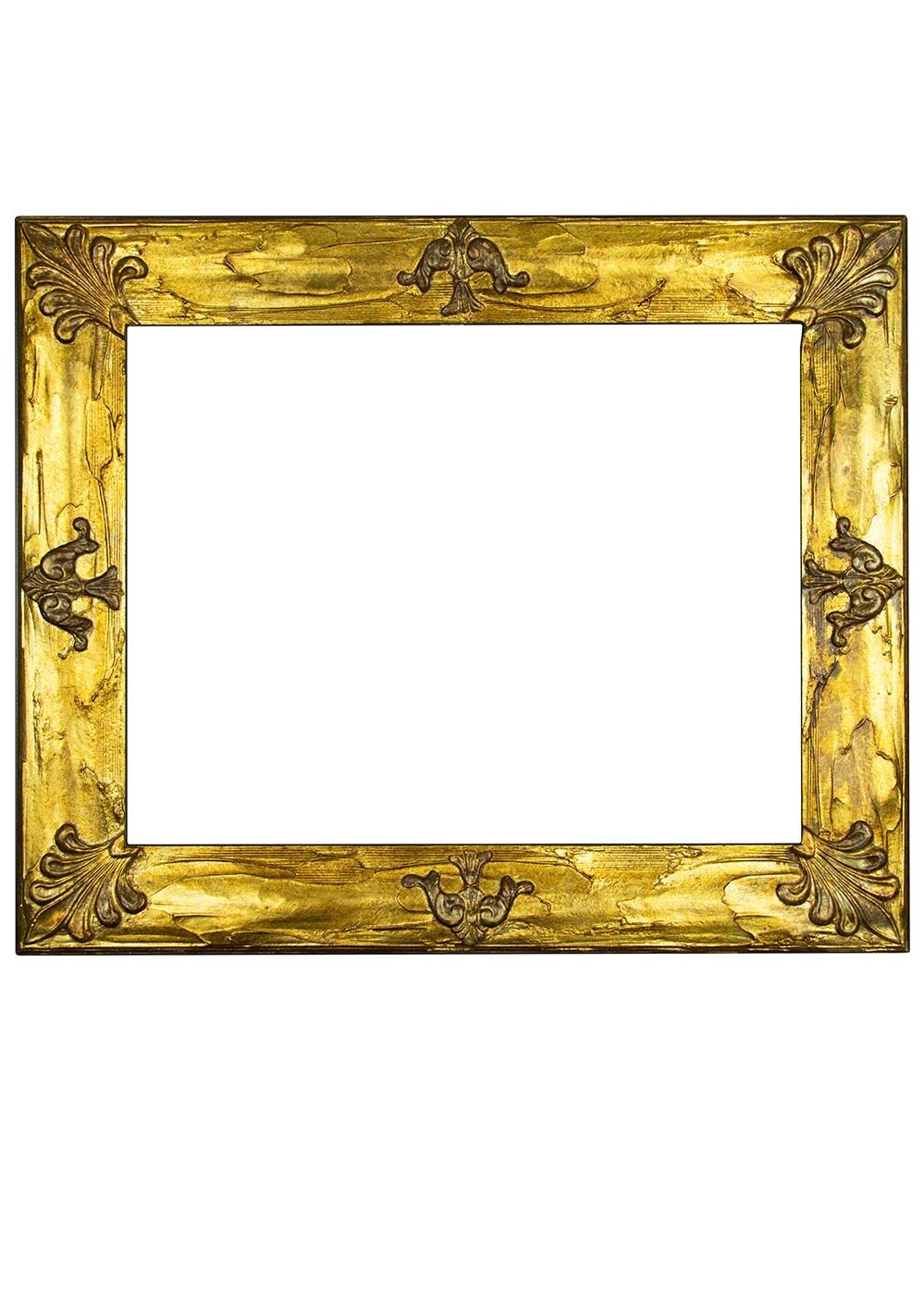 Antike Holz Rahmen verzierten Gold Rahmen Vintage Holz Rahmen