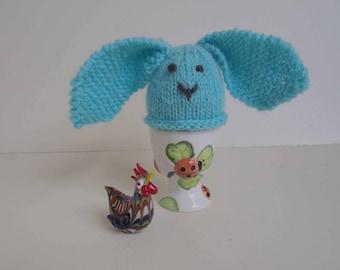 Mister Lapinou turquoisou egg covers