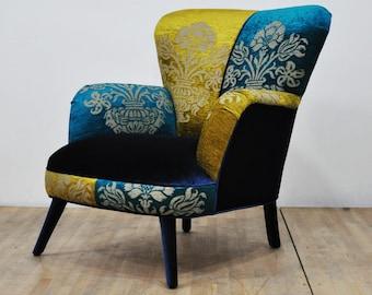 Colorful Gobelin Armchair