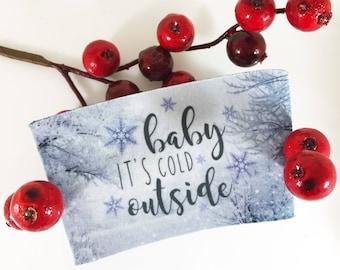 Winter Coffee Sleeves - Christmas Coffee Sleeve - Fall Coffee Sleeve - Coffee Sleeve Personalized - Coffee Sleeve - Custom Coffee Sleeves