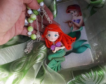 mermaid neklace