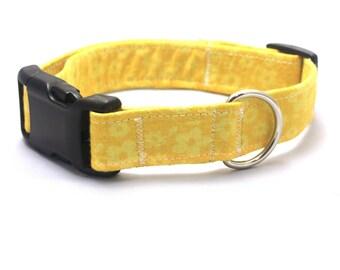 Yellow Flower Collar