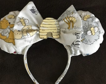 Winnie the Pooh and Friends Disney Inspired Ears