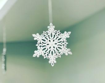 Holiday Decor Snowflakes