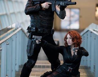 Winter Soldier Replica Knife & Sheath Kit