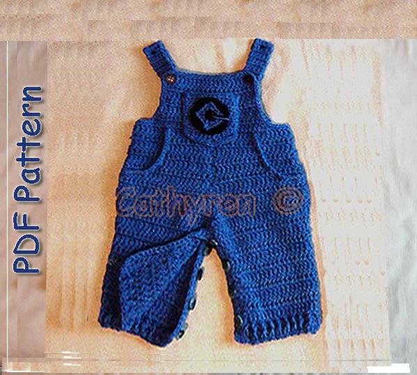 Exelent Crochet Dungarees Pattern Elaboration Sewing Pattern Dress
