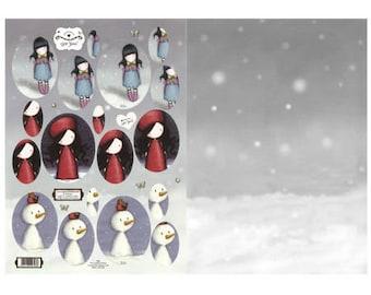 Gor Juss GORGJP4 winter girl