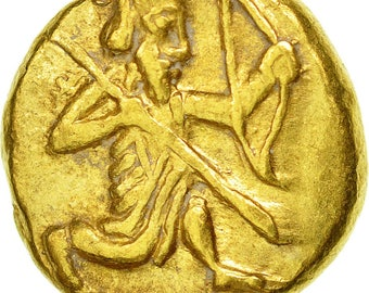 persia achaemenid empire xerxes ii to artaxerxes daric sardes au(50-53)
