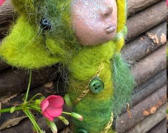 Nature Spirit Doll