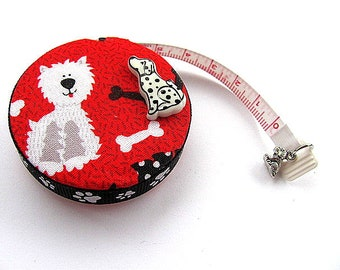 Measuring Tape Dog Mix Retractable Tape Measure